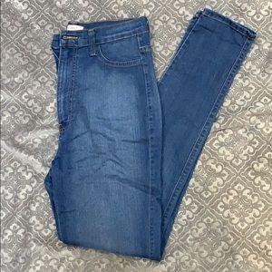 Vibrant M.I.U Super Skinny Jeans